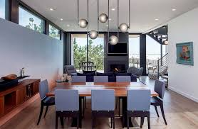 Beach House Dining Room Modern Beach House By Specht Architects