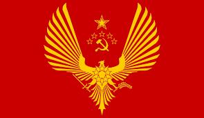 Flag By Californian Communist Flag By Ryukok On Deviantart