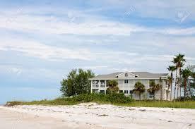 beach house exterior stock photos royalty free beach house