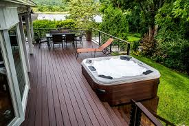 deck plans with tubs decks and patios with tubs