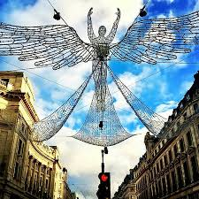 regent st christmas lights picture of regent street london