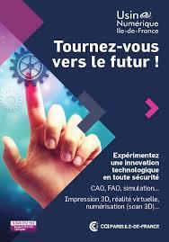 chambre de commerce et d industrie ile de la cci idf lance le programme usine numérique ile de