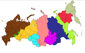 European Time Zones Map by Where Is Russia Russian Federation Maps U2022 Mapsof Net