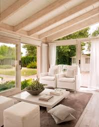 love this indoor outdoor lounge works well in the many mid