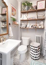 The Overwhelmed Home Renovator Bathroom by 1920s Inspired Classic Small Bathroom