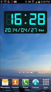 digital clock widget apk digital clock widget 1 0 6 apk android personalization apps