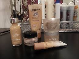 jergens natural glow face tanner l oreal bare naturale powder mineral foundation almay concealer