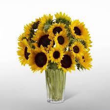 sunflower bouquet golden sunflowers kremp