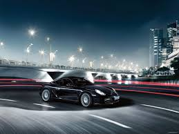 porsche night blue porsche cayman best cars dark blue highway night porsche