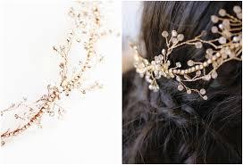 handmade hair gold bridal hair pieces percy handmade