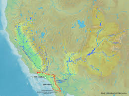California Aqueduct Map Mapping The Proposed Balkanization Of The State California
