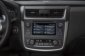 Nissan Altima Black Interior 2016 Nissan Altima Sl Exterior And Interior Clip