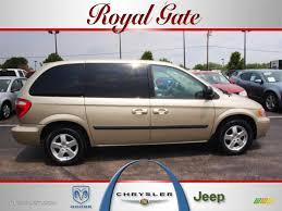 2007 linen gold metallic pearl dodge caravan sxt 29957007