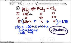 ap chemistry equilibrium practice problems youtube