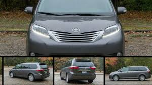 toyota awd cars amazing cars 2017 toyota sienna awd youtube