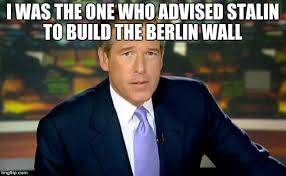 Build A Meme - brian williams was there meme imgflip