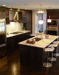 Dark Floor Kitchen by 31 Best Dark Cabinets W Light Or Dark Floor Images On Pinterest