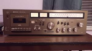 panasonic home theater receiver acquired a panasonic ra 6500 receiver vintageaudio
