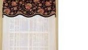 Making A Window Valance How To Make A Shaped Valance Homesteady