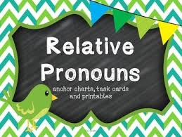 grammar relative pronouns torras i bages english corner