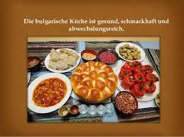 bulgarische küche die traditionelle bulgarische küche