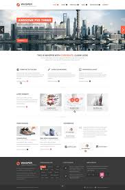 Home Web Design Inspiration by 25 Best Corporate Website Design Examples For Your Inspiration