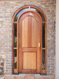 arch doorway design u0026 these homeowners wanted an arch top door but
