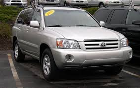 file 2005 toyota highlander jpg wikimedia commons