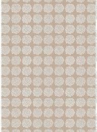 curtain fabric patterned cotton organic puketti by annika