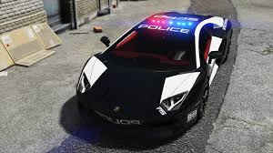 police lamborghini wallpaper lamborghini aventador pursuit police add on replace