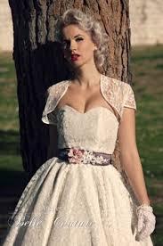 boleros fã r brautkleider atelier couture schlichtes brautkleid im 50er jahre stil