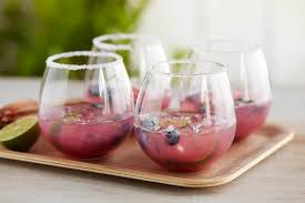 blueberry martini recipe berry drink recipes