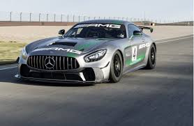 mercedes racing car mercedes amg reveals gt4 race car