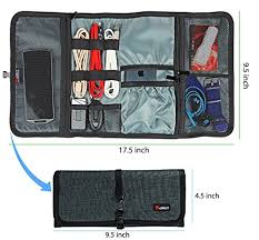 travel organizer images Cable organizer travel organizer valkit best jpg