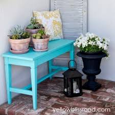 Decorate Outside Bench Christmas by Best 25 Front Porch Bench Ideas On Pinterest Front Porch Bench