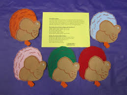 five turkeys felt board story ece felt board stories