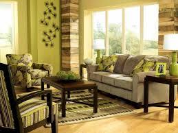 earth tone bedroom decorating ideas blue modern sofa furniture