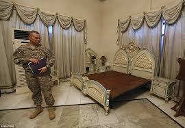 Trump S Penthouse Donald Trump Mansions Looks The Same As Saddam Hussein U0027s Palaces