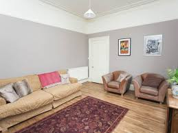 victorian luxe 8 mins centre victorian luxury 4 bed lots of glasgow house rental downstairs lounge with sofa bed