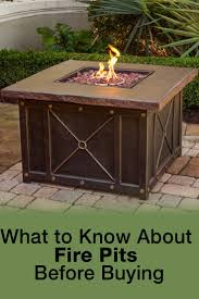 what to know about fire pits before buying overstock com