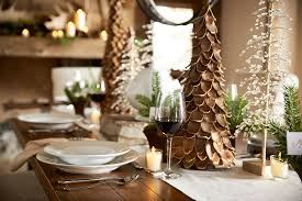 pottery barn christmas table decorations 8 ways to design the perfect holiday table setting