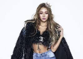 hyorin put on long hair hyorin announces that she will be striking out on her own without