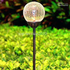 solar led light for globes solar globe lights garden solar globe garden lights led outdoor