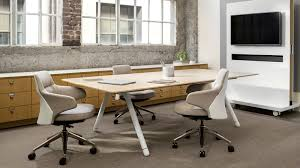 Modern Office Furniture Table West Michigan Office Furniture Companies Seek New Ways To Sell