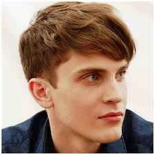 boys haircut short on sides long on top 9 best boys hair images on pinterest man s hairstyle men s cuts