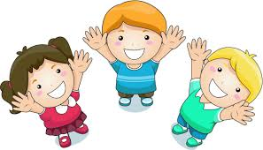 image gallery of kids waving cartoon