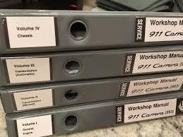 993 factory shop manuals 27990 published 04 19 2017 porsche