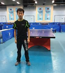 westchester table tennis center p ville table tennis prodigy sets sights on college olympics the
