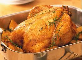 poulet rôti au beurre et aux herbes recette plaisirs laitiers
