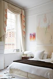 Pole In Bedroom Bedroom An Art Collector U0027s Bold House Real Homes
